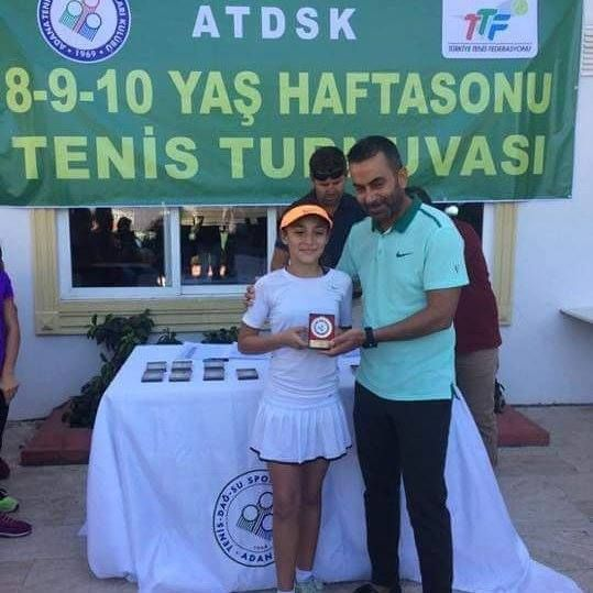 ATDSK 10 Yaş Tenis Turnuvası
