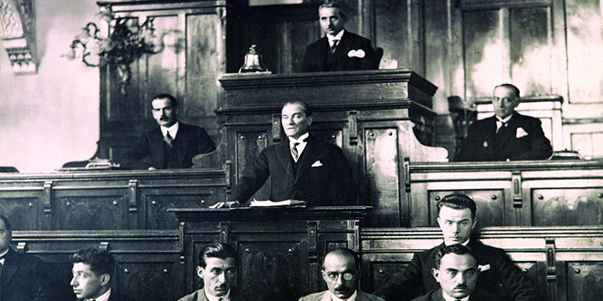 Atatürk İlkeleri – Devletçilik