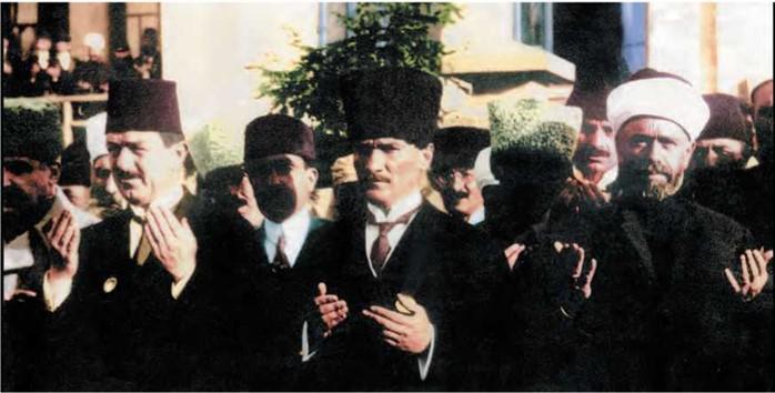 Atatürk İlkeleri – Laiklik