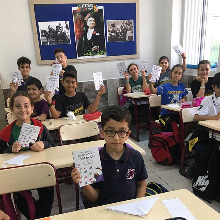 Akdeniz'de Origami Deneyimi