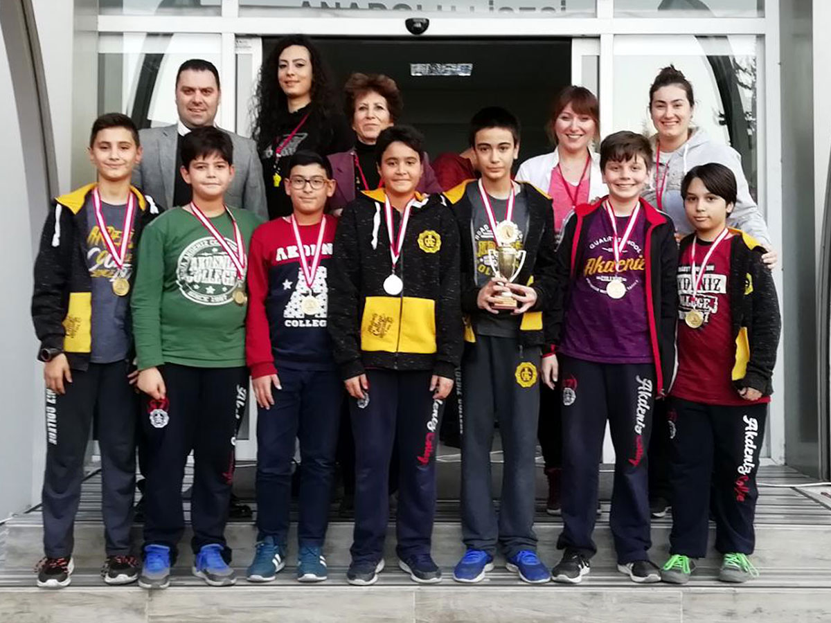 Basketbol Turnuvası Şampiyonları