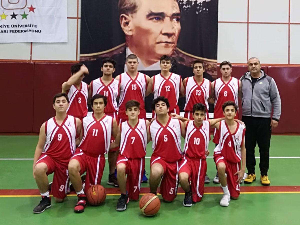 Okullar arası Lise Genç Erkekler Basketbol Turnuvası