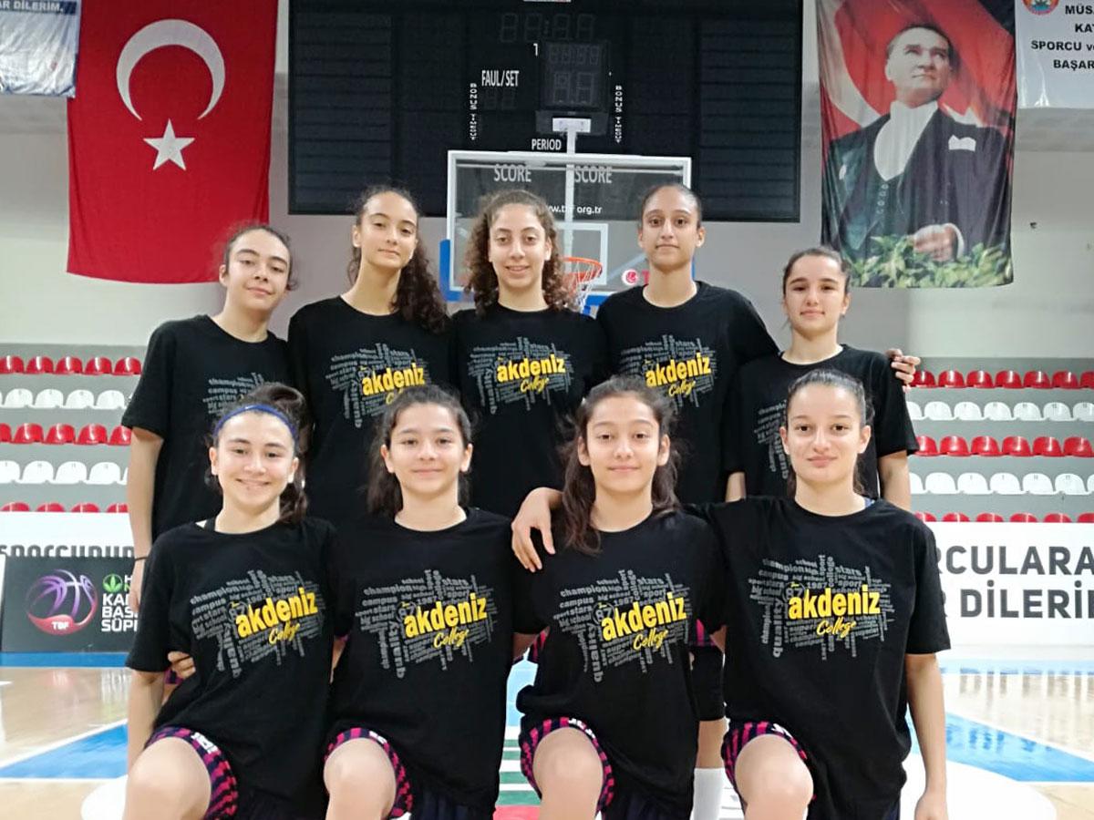 Okullar arası Lise Genç Kızlar Basketbol Turnuvası